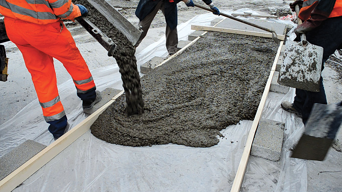 What Are The Different Characteristics Of Concrete?